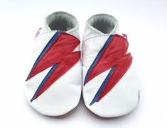 Rock Star Baby Shoes