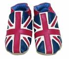 Little Britain Baby Shoes