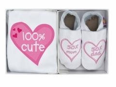 100 percent cute gift set